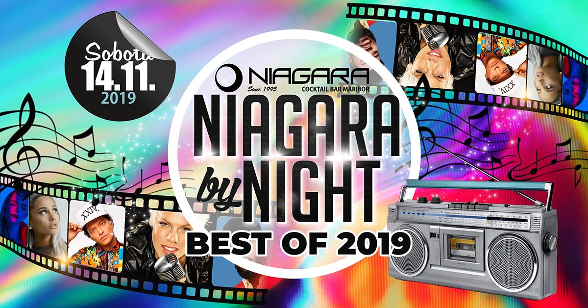 Niagara by Night BEST of 2019