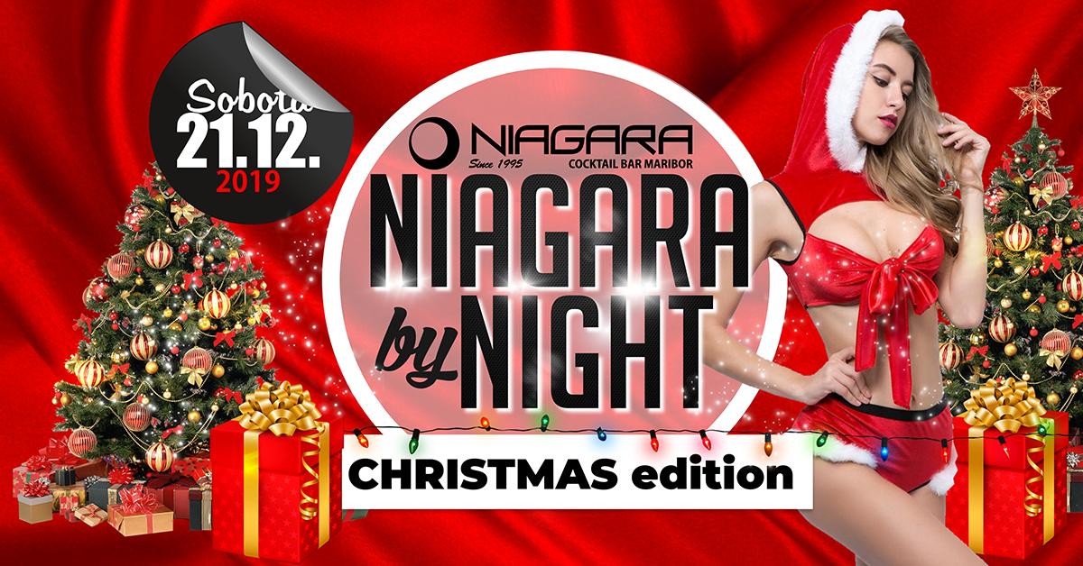 Niagara by Night Christmas edition