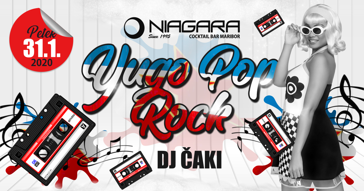 Yugo Pop Rock & DJ Čaki