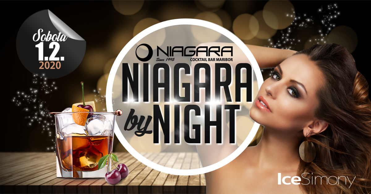Niagara by Night & DJ Ice Simony